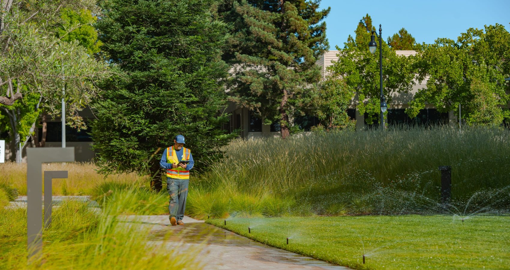 Gothic Landscape offers comprehensive water resource management and irrigation infrastructure services.